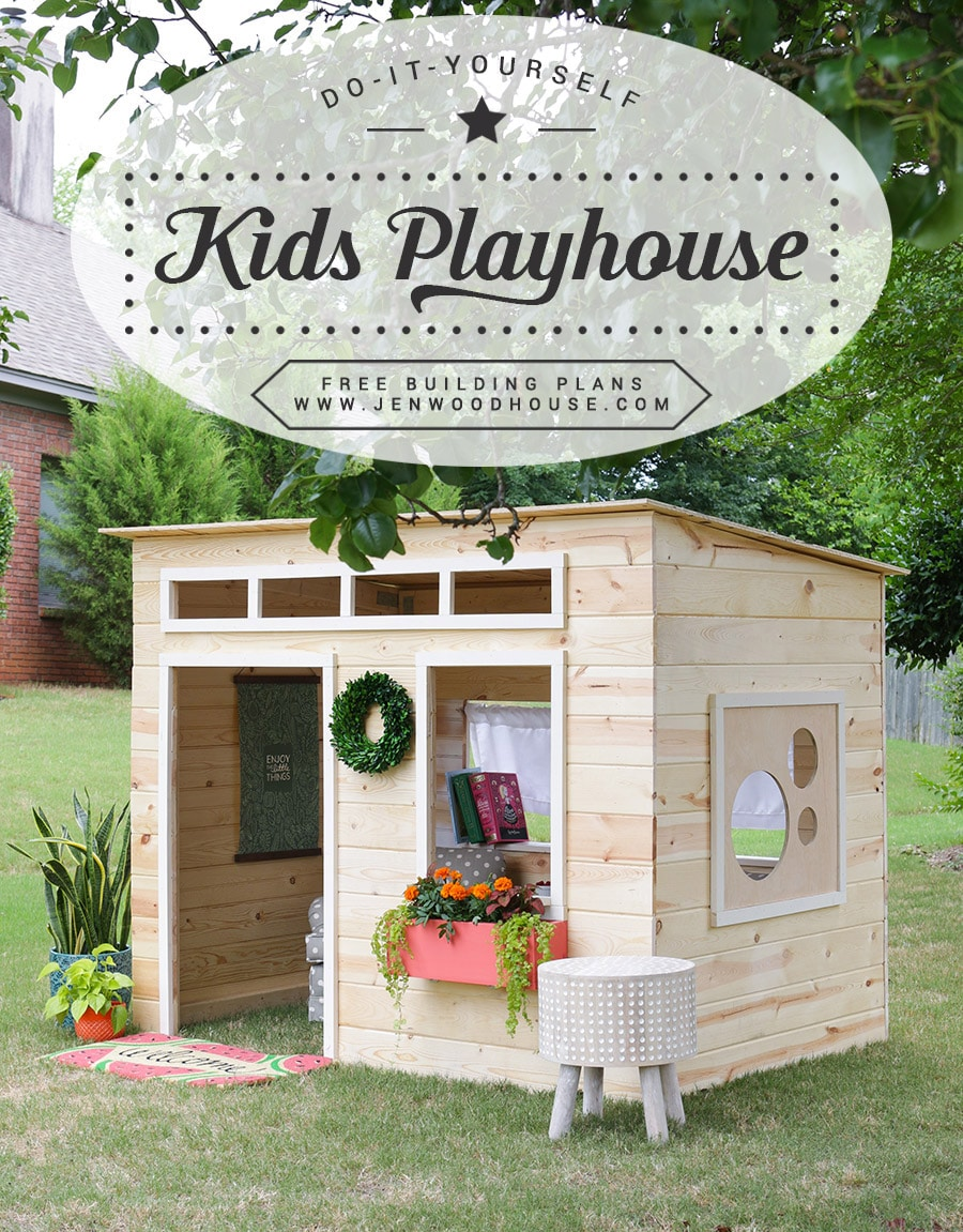 Easy Kids Indoor Playhouse