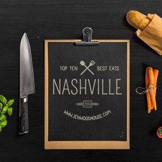 Top Ten Nashville Eats