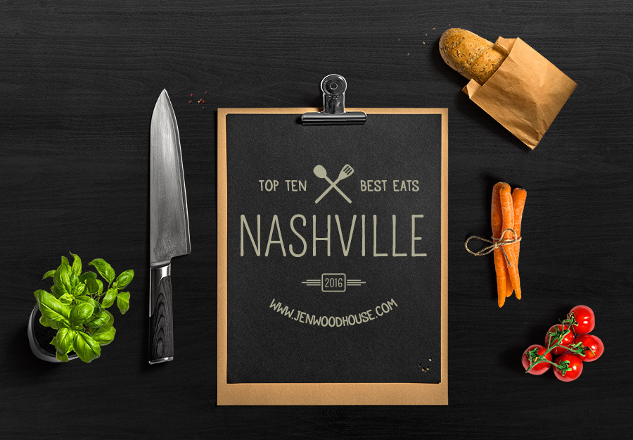 Top Ten Nashville Restaurants
