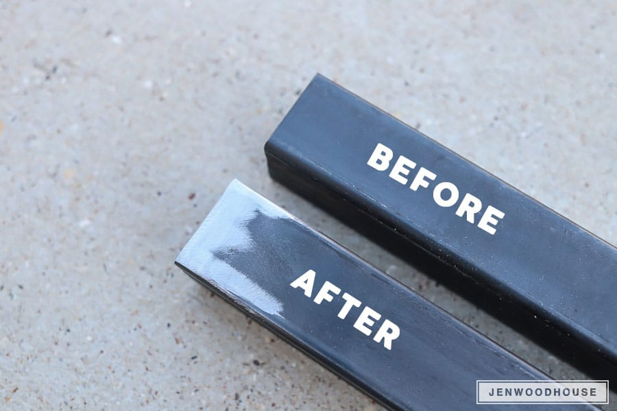 How to clean steel for TIG welding