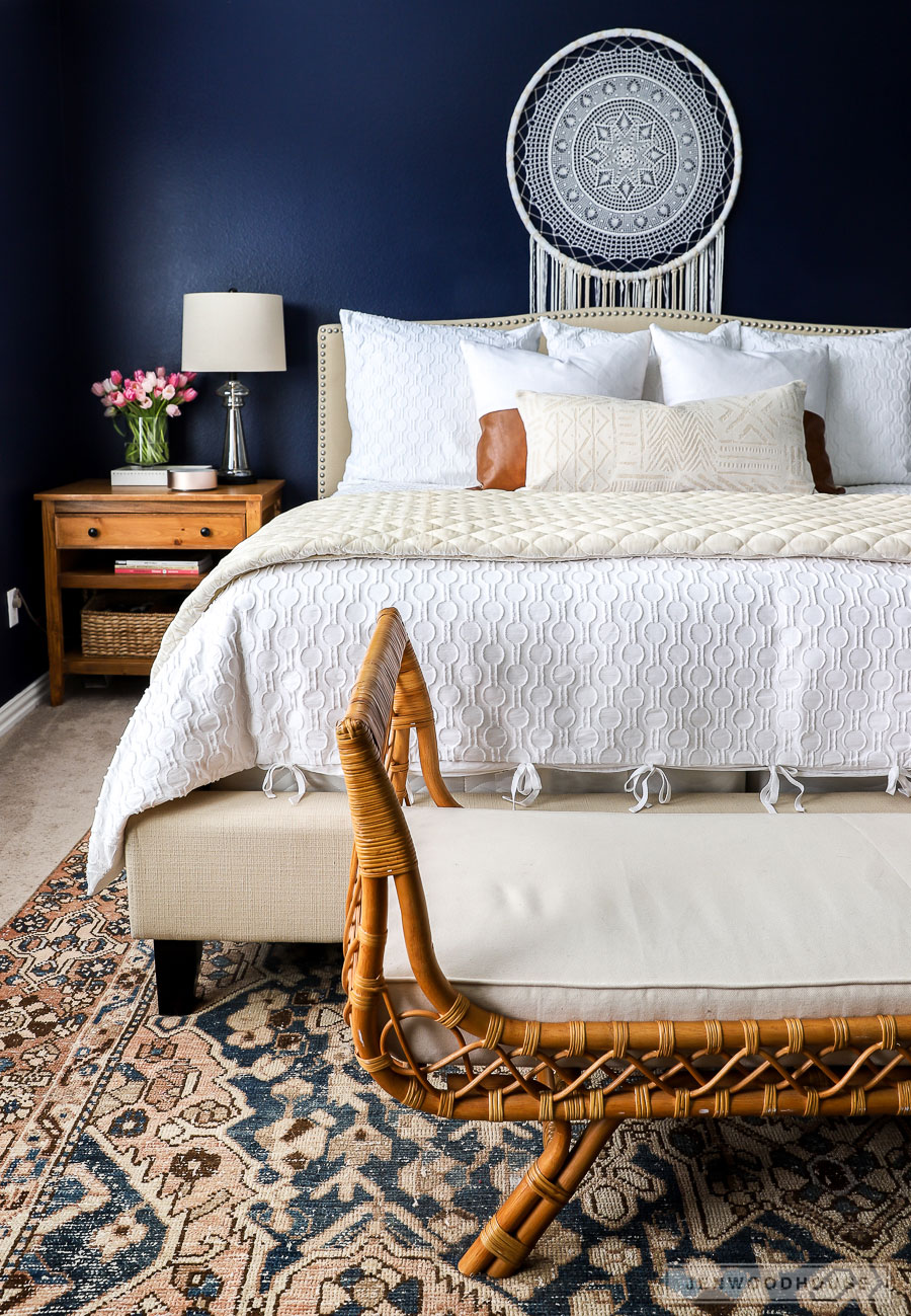 Spring decorating ideas for the bedroom