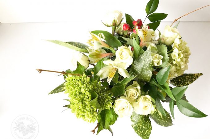Learn the basics of floral design with this tutorial!