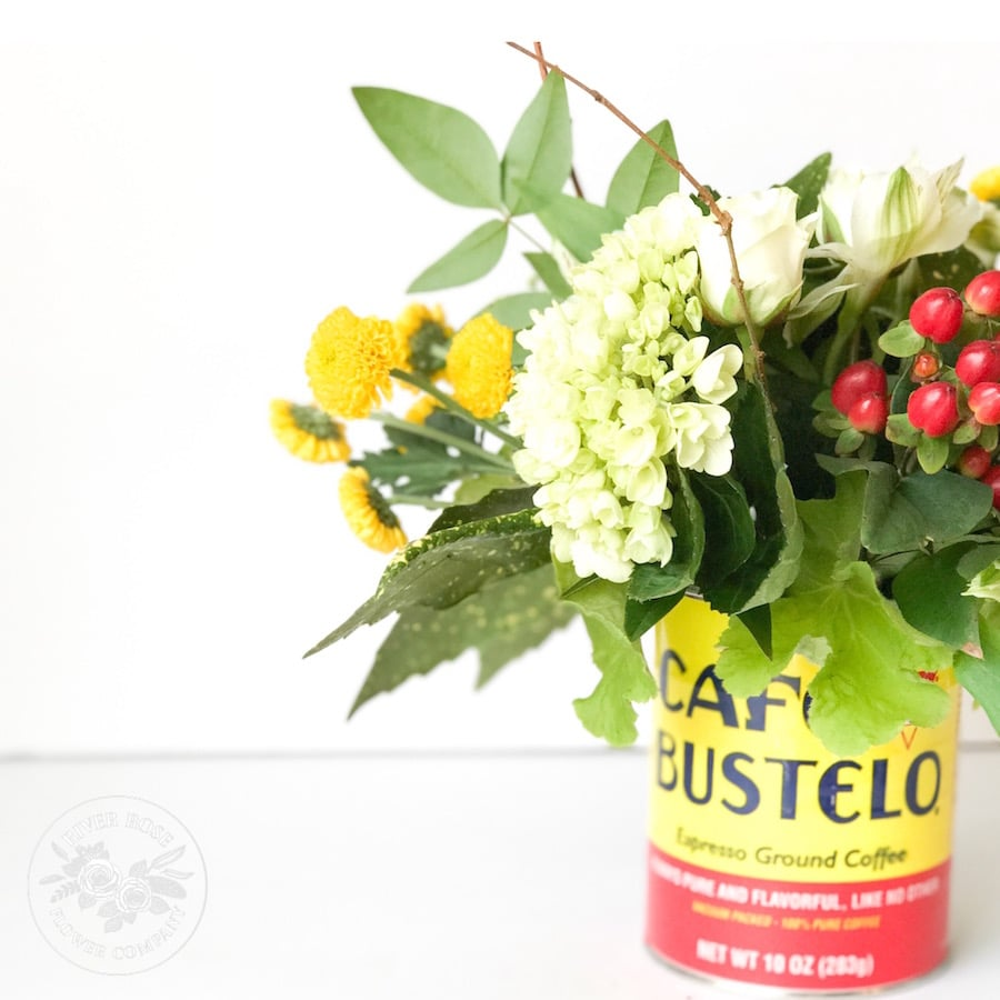 Learn basic floral design principles and arrange flowers like a pro