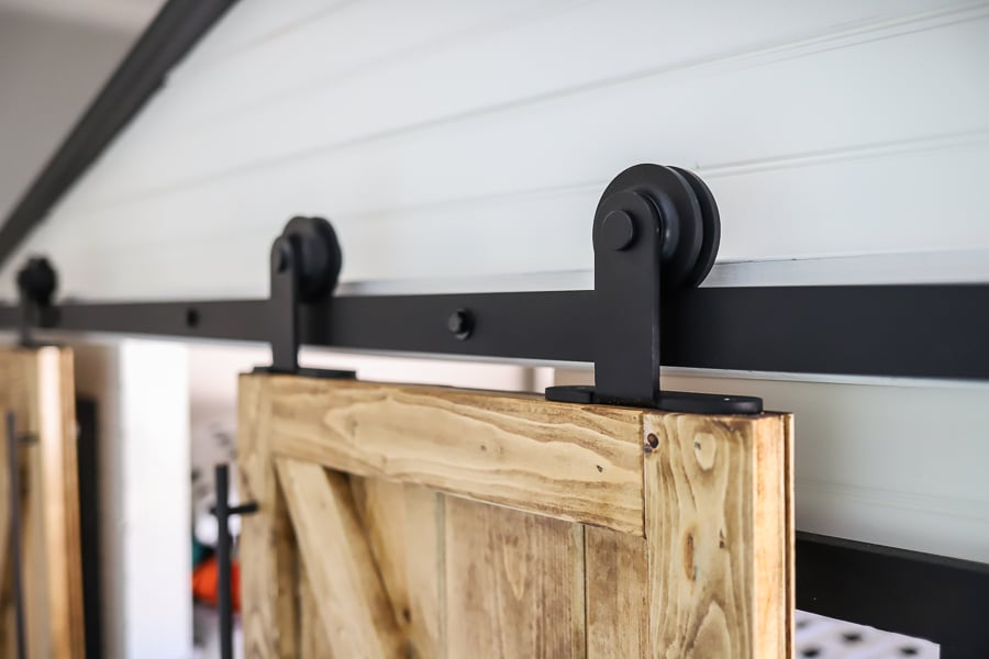 How To Hang Sliding Barn Doors For A Loft Bed
