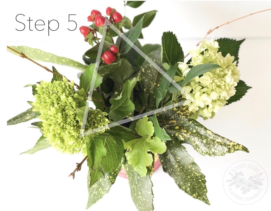 Turn grocery-store flowers into a designer bouquet using these basic design principles.