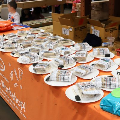 The Home Depot Kids Workshop