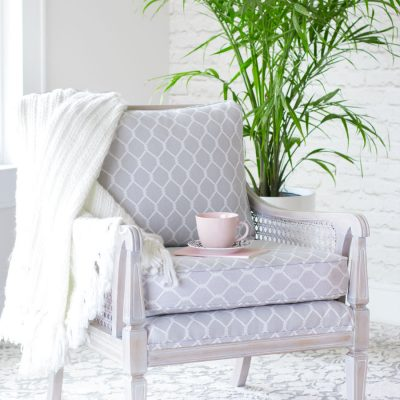 How to Create the Perfect Whitewash Finish