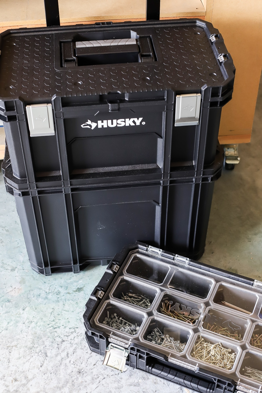 Husky rolling toolbox review