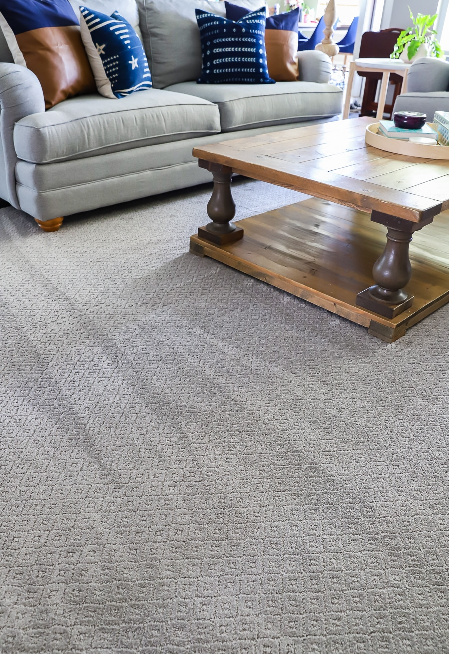 The best pet-friendly carpet is PetProof from The Home Depot