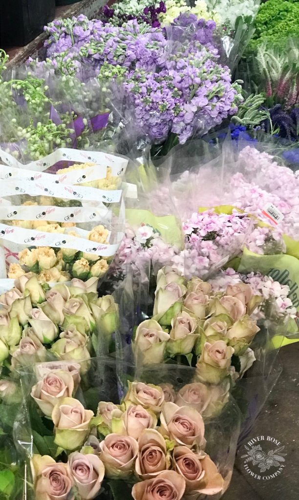 How to Buy & Arrange Flowers from a Flower Market with Carrie Bishop