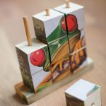 DIY Stacking Block Puzzle