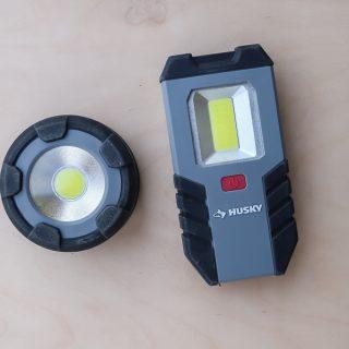 Husky Multi Use LED Lights Review