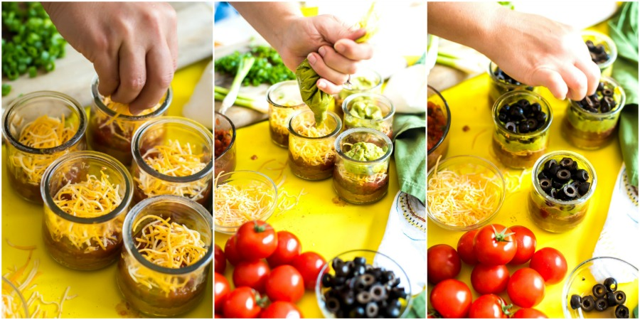 Easy Mexican Dip
