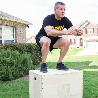 DIY 3-in-1 Plyometric Box