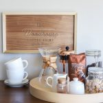 DIY Coffee Shop Sign