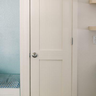 DIY Two-Panel Shaker Style Door