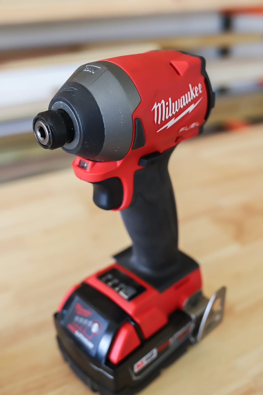 Milwaukee impact driver tool review