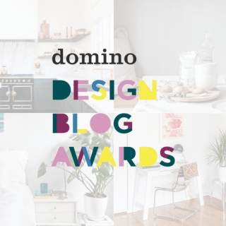 Vote in the Domino Design Blog Awards!