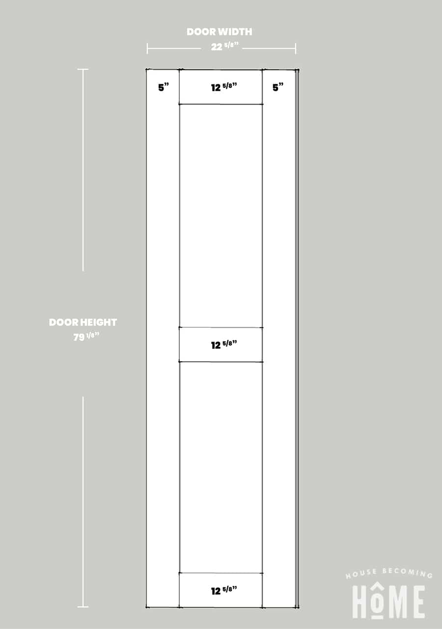 DIY Door Dimensions