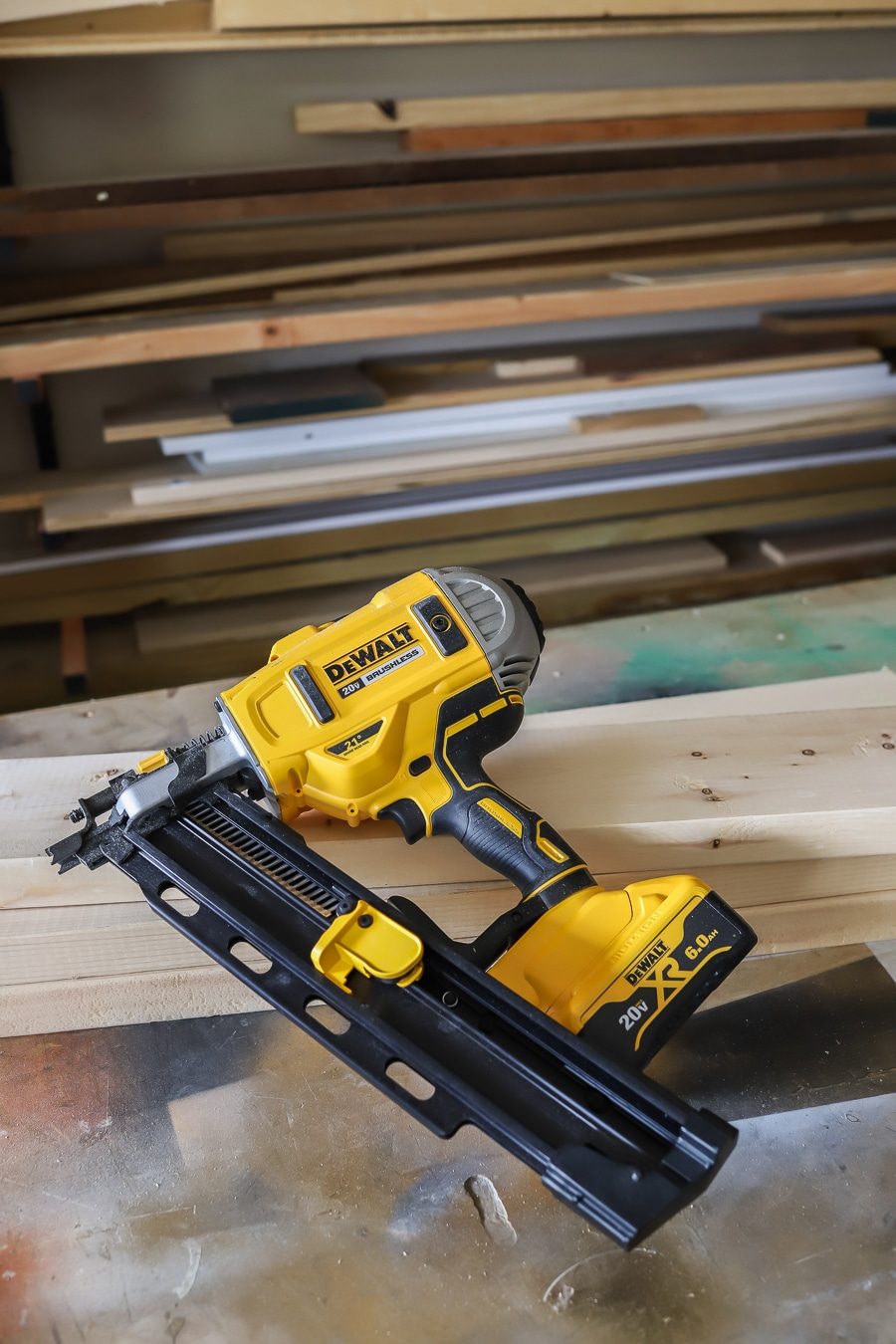 Dewalt Cordless Framing Nailer Tool Review