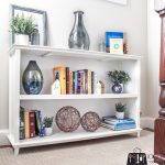 DIY Low Bookcase
