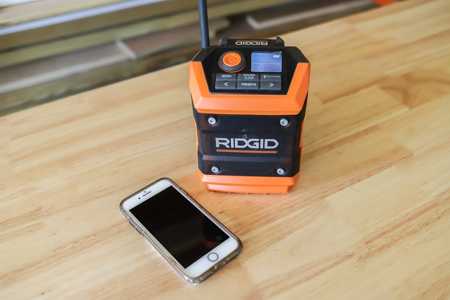 Ridgid compact radio tool review