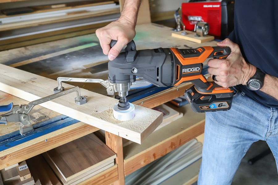 Ridgid megamax right angle drill tool review