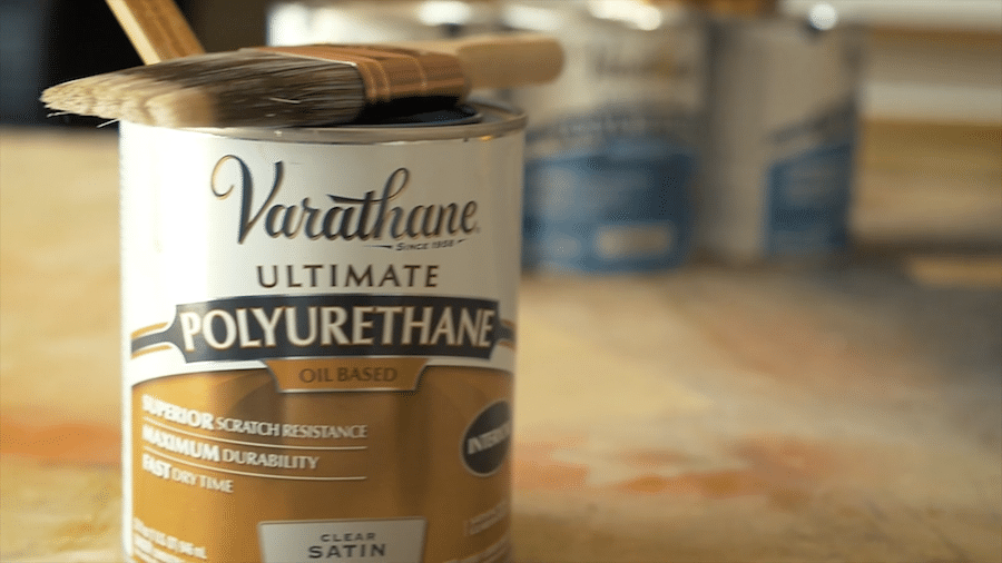 How to apply polyurethane - tips and tricks