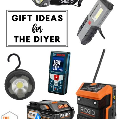 Gift Ideas for the Do-It-Yourselfer