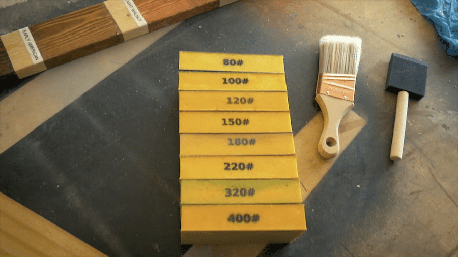 The basics of staining wood