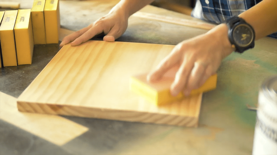 How to prepare your project for staining