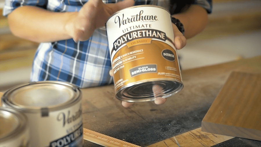 The basics of staining wood - video tutorial