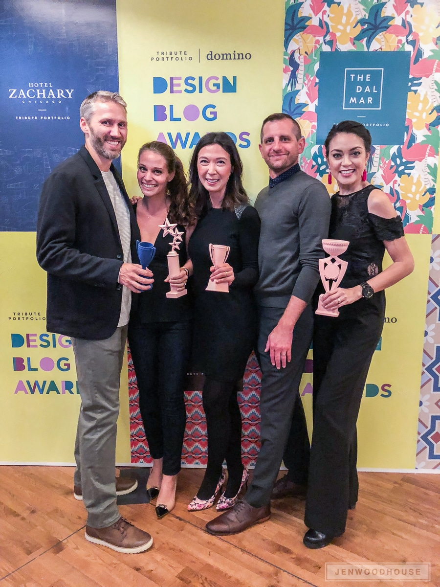 Domino Design Blog Award Winners