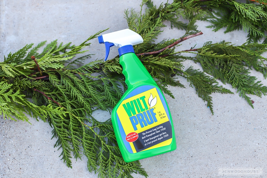 How to keep holiday greenery fresh longer