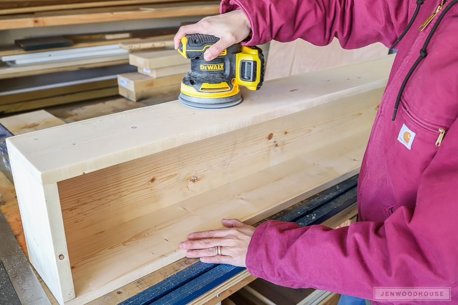 Dewalt cordless orbital sander tool review