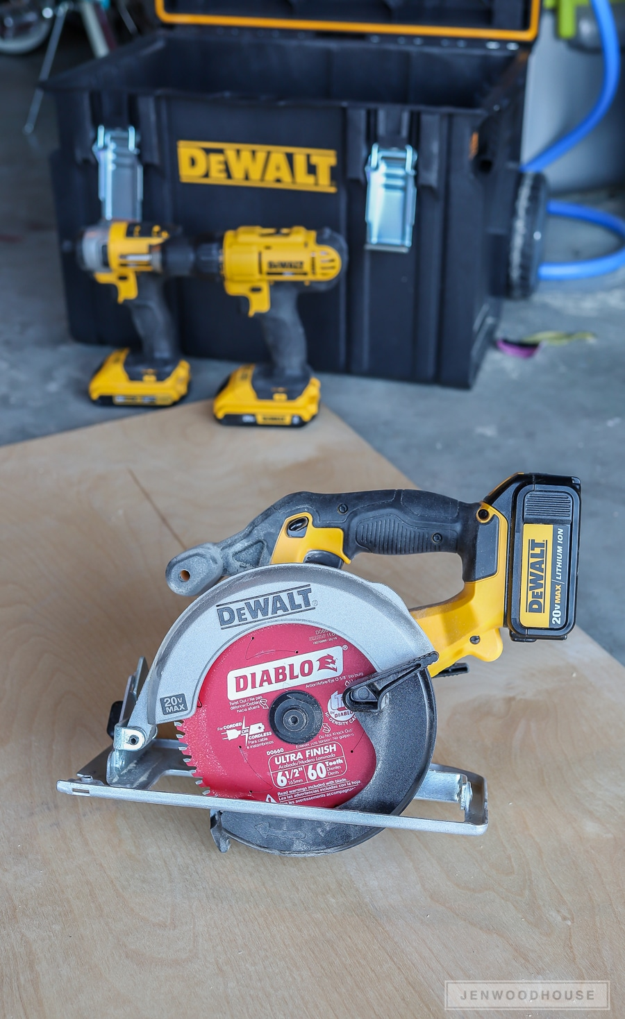 Dewalt combo kit tool review