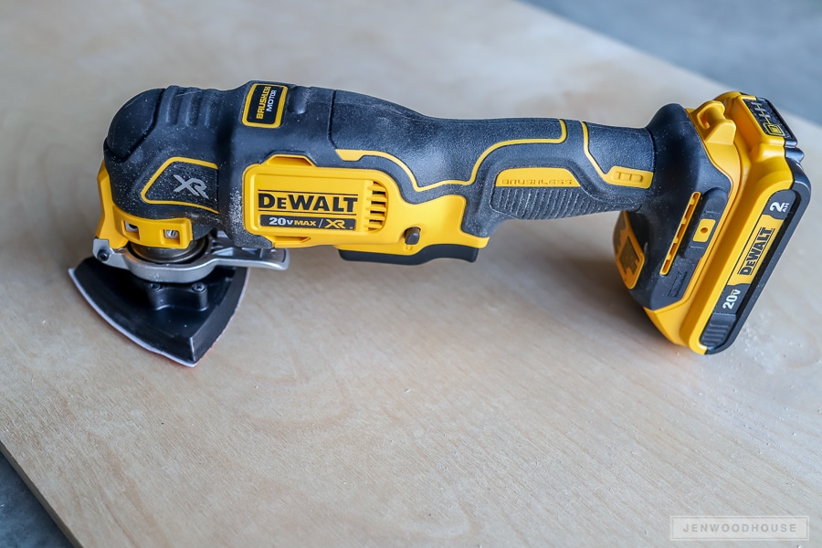 Dewalt Oscillating Multi-Tool Review