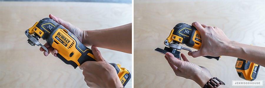 Dewalt Oscillating Multi Tool Review