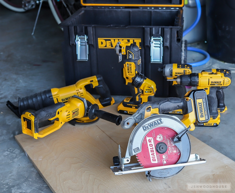 Dewalt Cordless Combo Kit Tool Review