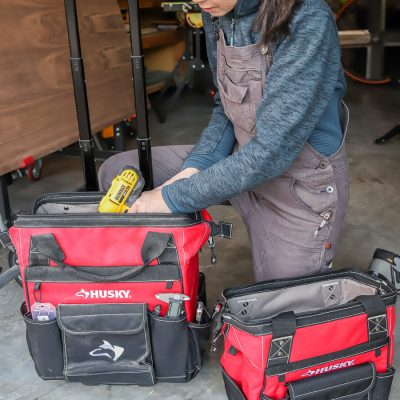 Husky Rolling Tool Bag Review