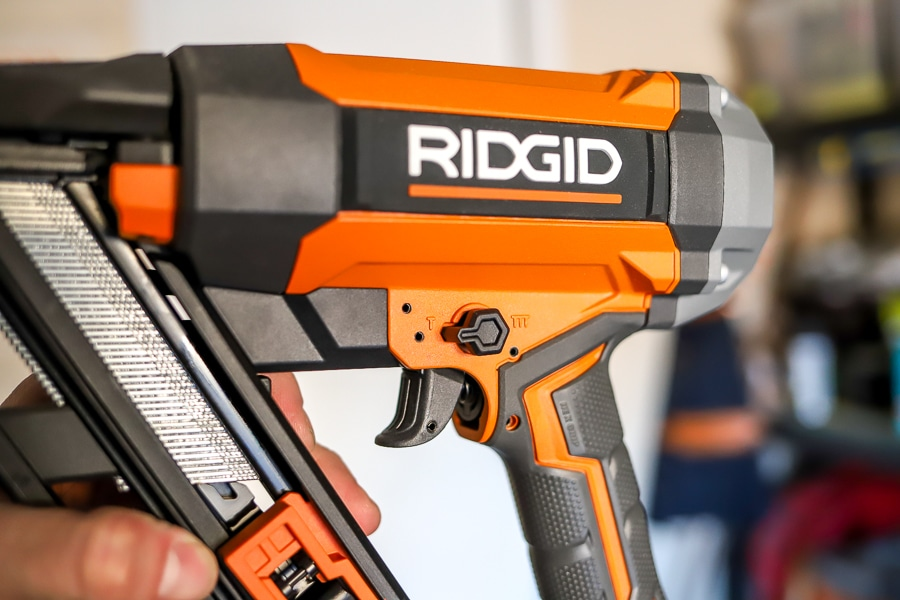 Ridgid Angled Finish Nailer Tool Review