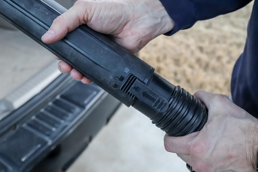 Tool review of Ridgid's shop vac wet dry vacuum