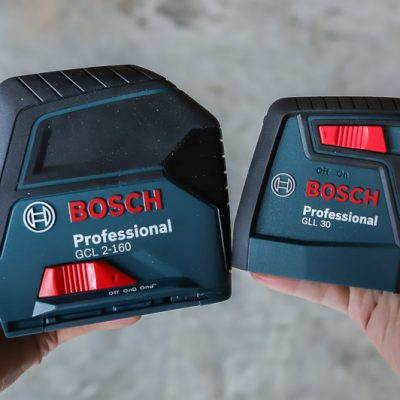 Bosch Laser Level Review
