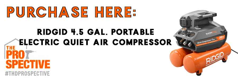 Ridgid Air Compressor Tool Review