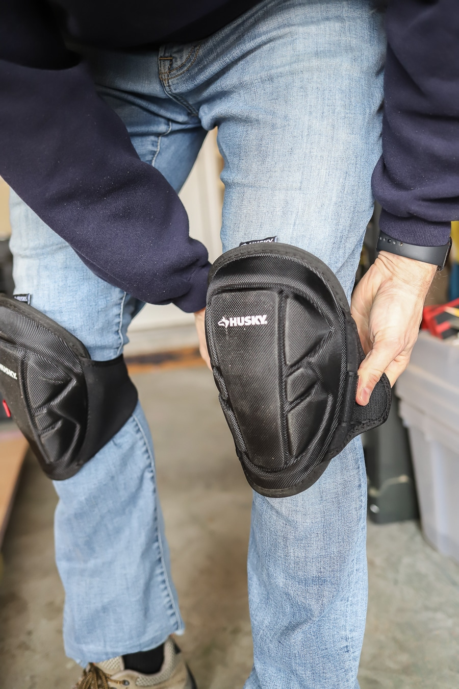 Husky gel knee pads review