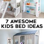 7 Awesome DIY Kids Bed Plans and Ideas – Bunk Beds, Loft Beds and More