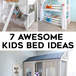 DIY kids beds