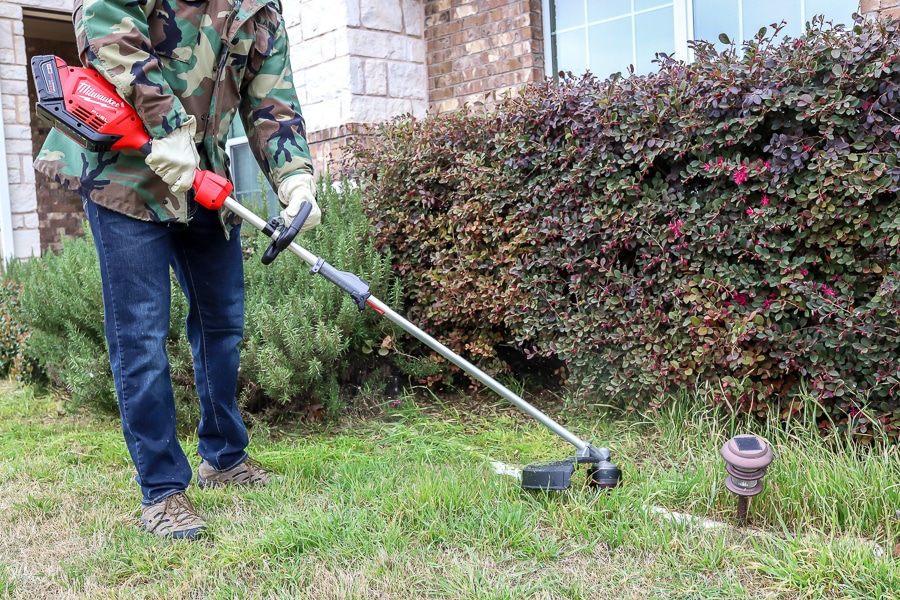 Milwaukee Cordless String Trimmer Tool Review