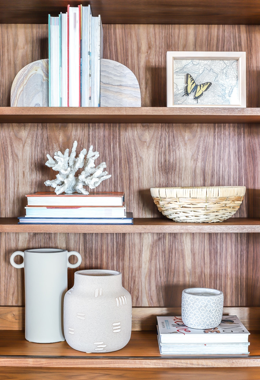 How to build a DIY media center wall unit inspired by Arhaus Sullivan Wall Unit