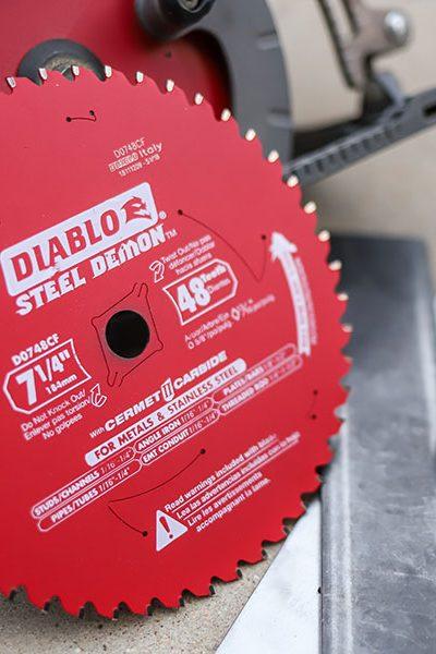 Diablo Cermet saw blade review